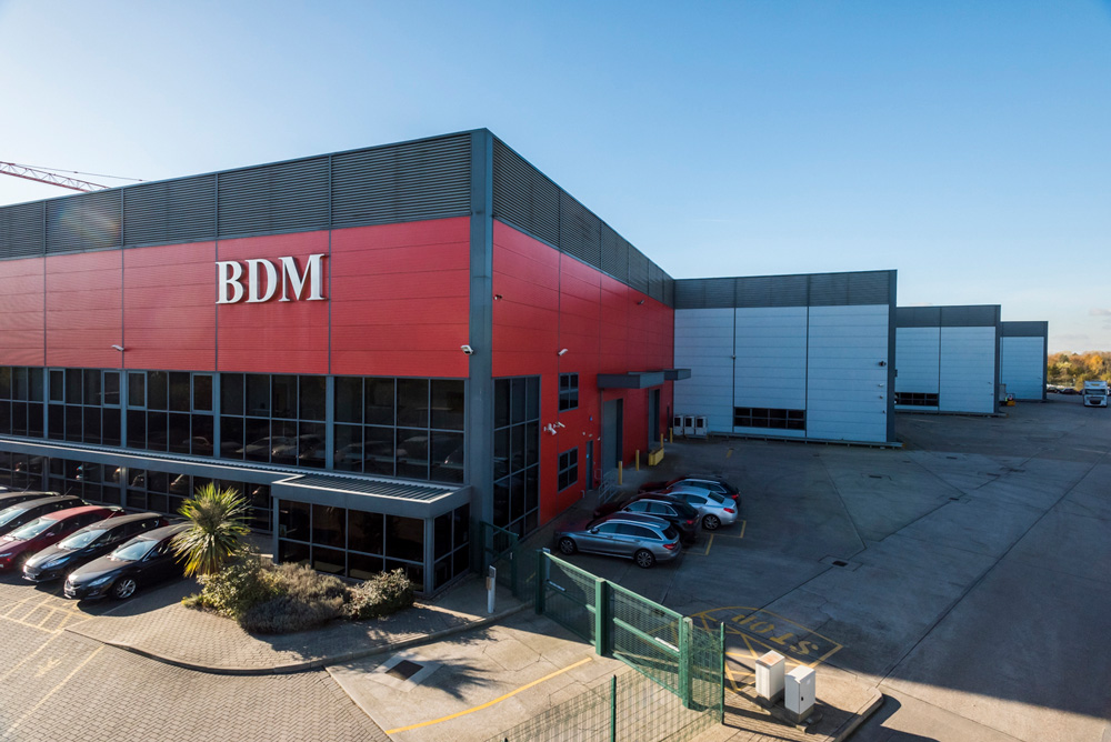BDM Further Growth